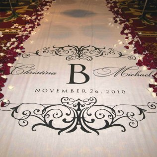 Aisle Runner, Wedding Aisle Runner, Custom Aisle Runner, Quality
