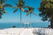 An Intimate Outdoor Wedding In Florida, Fl Keys Wedding Ideas