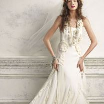 Anthropologie Style Wedding Dress
