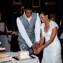 Ashley Jason Chapel Hill North Carolina Real Wedding