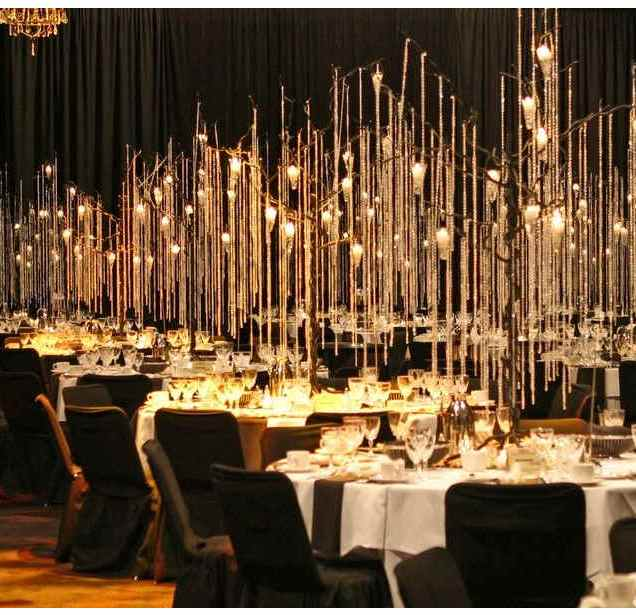 Attractive Unusual Table Decorations For Wedding Wedding Table