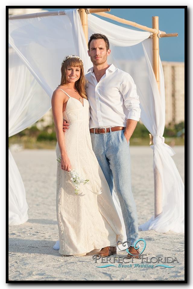 Beach Wedding Attire