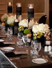 Beautiful Elegant Wedding Table Settings Magical Day Weddings