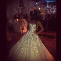 Beautiful Sparkling Wedding Dress @amy Wilson Wilson