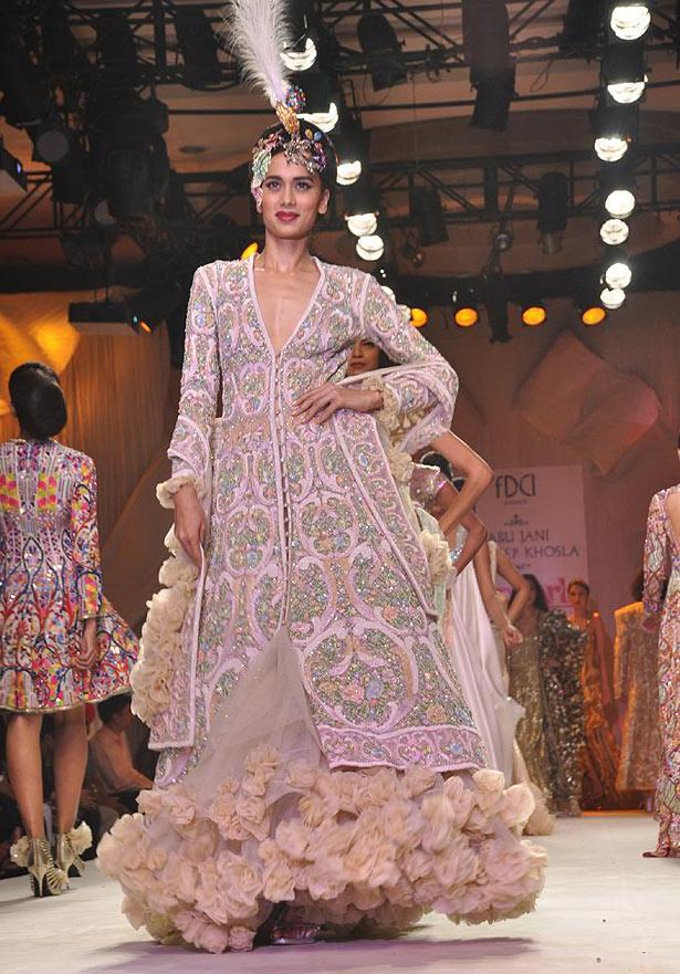Best Dress For Indian Wedding Reception