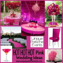 Best Hot Pink Wedding Ideas Hot Pink Wedding Theme Ideas001