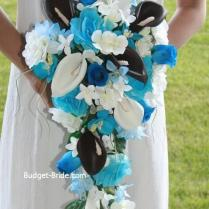 Blue Wedding Bouquets Ideas & Inspirations 2269748