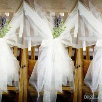Chair Sashes How To Make Chair Covers And Sashes Organza Chair