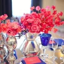 Cobalt Blue Wedding Inspiration