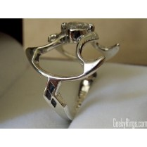 Collection Batman Wedding Ring With Diamond Pictures