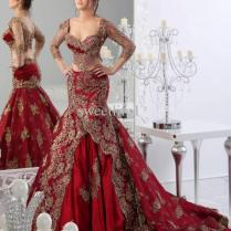 Collection Red Wedding Dress Meaning Pictures