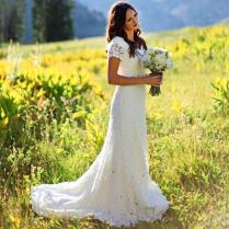 Country Western Wedding Dresses Plus Size Country Western Wedding