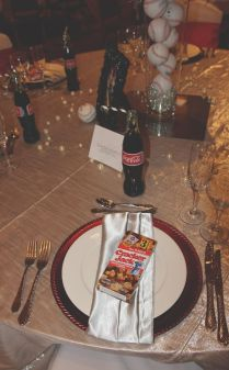 Cracker Jack Wedding Favor Pics