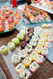 Delicious Alternative Wedding Day Eats