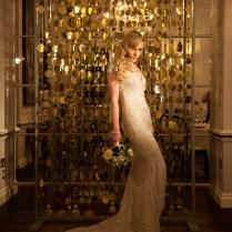 Elegant Black And Gold Wedding Inspiration