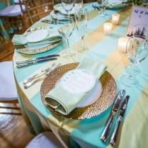 Elegant Spring Wedding Reception In Washington Jennifer Brian