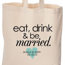 Gifts For Wedding Guests At Table
