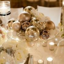 Glamorous New Year's Eve Wedding