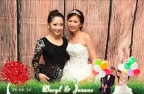 Goodbye Wedding Photographers, Hello Photo Booths