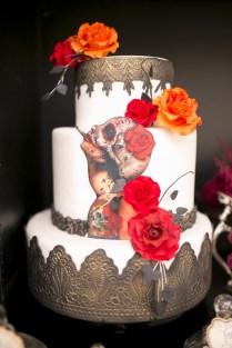 Gothic Victorian Styled Wedding