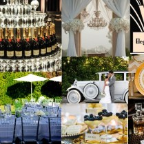 Great Gatsby Style For Your Wedding