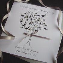 Hand Made Wedding Cards