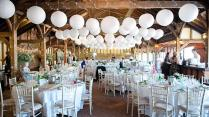 Hanging Lanterns For Weddings