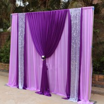 High Quality Event Stage Backdrop Design