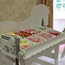 Horse Sweet Stand For Weddings Parties & Christeningsdebs Candy