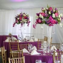 Ideas For Wedding Reception Table Centerpieces