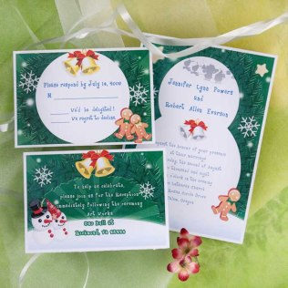Ideas For Your Winter Wedding Invitation Ideas(parte Three)