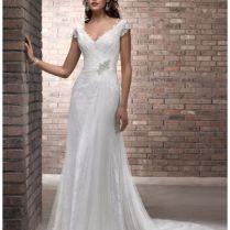 Images Of Wedding Dress Older Bride