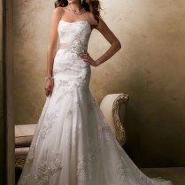 Images Of Wedding Dress With Purple Lace