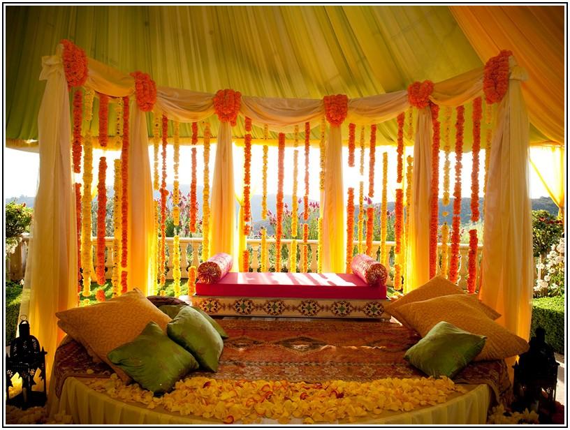 Decoration Ideas For Indian Wedding Elitflat