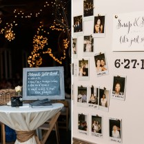 "Instax ""polaroid"" Wedding Guest Books » Charlotte Nc Intimate"