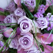 Lilac And Purple Colour Inspiration From Our Wedding Bouquets