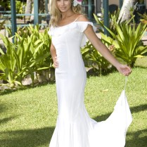 Luau Wedding Dresses Luau Themed Bridal Shower Paperblog Donna