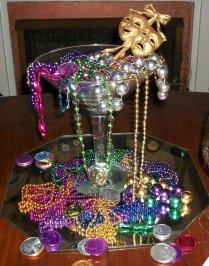 Mardi Gras Wedding Decorations On Decorations With Mardi Gras