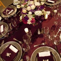 Maroon And Gold Wedding Decor Pictures Archives
