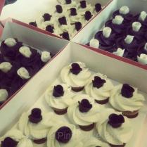 Mini Cupcake Wedding Favours Ireland Wedding Cards Cake Boxes
