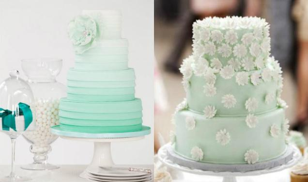 Mint Green Wedding Ideas Â« With Love In The Wedding Cup
