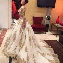 Online Buy Wholesale Gold Wedding Dress From China Gold Wedding