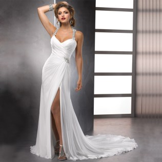 Online Buy Wholesale High Slit Wedding Dress From China High Slit