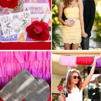 Outdoor Couples Bridal Shower Ideas