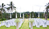 Outside Wedding Decoration Ideas On Decorations With Outside