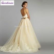 Pale Yellow Wedding Dress Photo Album