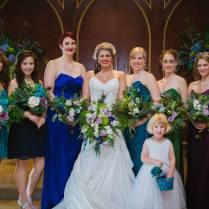 Peacock Wedding Professional Photography!