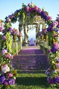 Plum Purple Wedding Color Combination Ideas