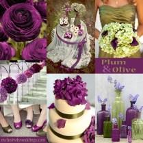 Plum Wedding Color – Four Fantastic Choices