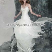 Popular Fairy Wedding Dress